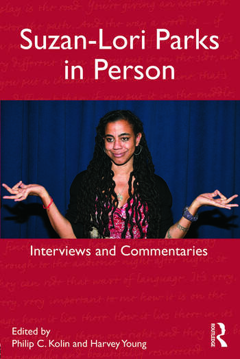 Suzan-Lori Parks in Person Interviews and Commentaries book cover