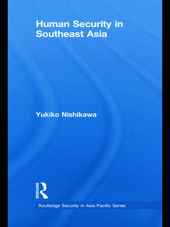 Human Security in Southeast Asia book cover