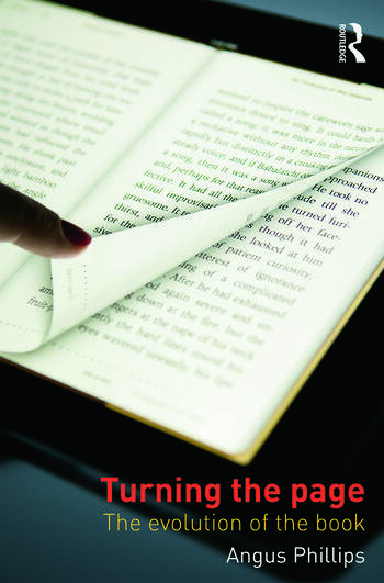 Turning the Page The Evolution of the Book book cover