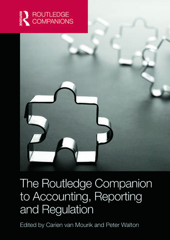 The Routledge Companion to Accounting, Reporting and Regulation book cover