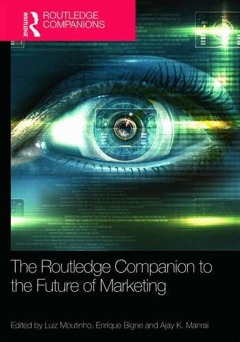 The Routledge Companion to the Future of Marketing book cover