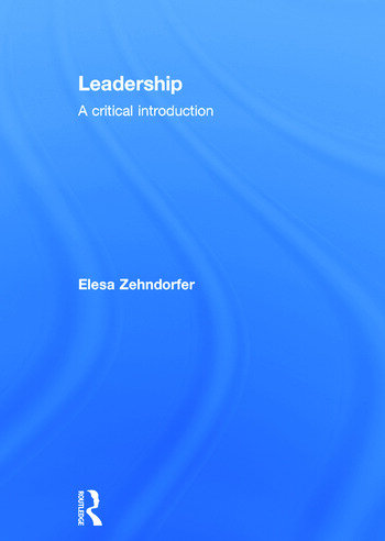 Leadership A Critical Introduction book cover