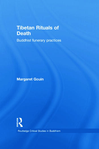 Tibetan Rituals of Death Buddhist Funerary Practices book cover