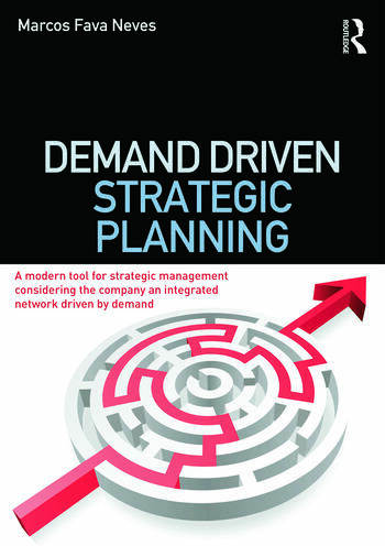 Demand Driven Strategic Planning book cover
