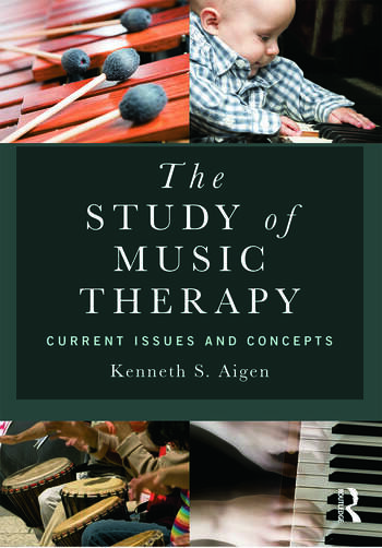 The Study of Music Therapy: Current Issues and Concepts book cover