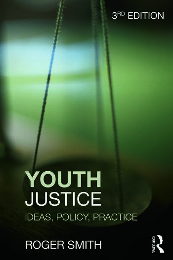 Youth Justice Ideas, Policy, Practice book cover