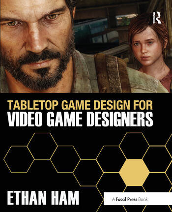 Tabletop Game Design for Video Game Designers book cover