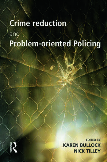 Crime Reduction and Problem-oriented Policing book cover