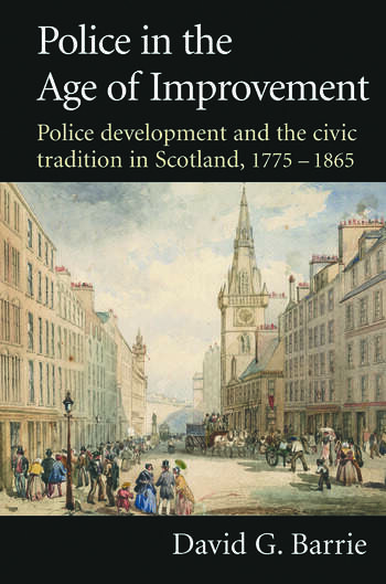 Police in the Age of Improvement book cover