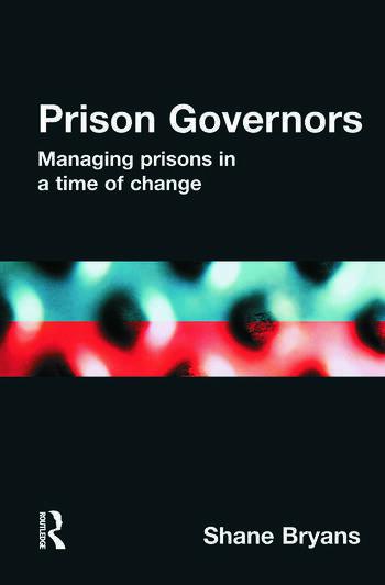 Prison Governors book cover