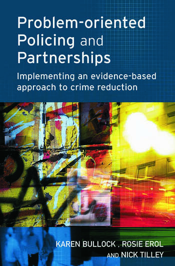 Problem-oriented Policing and Partnerships book cover