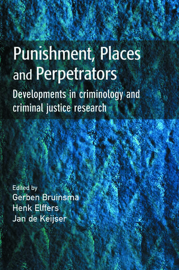 Punishment, Places and Perpetrators book cover