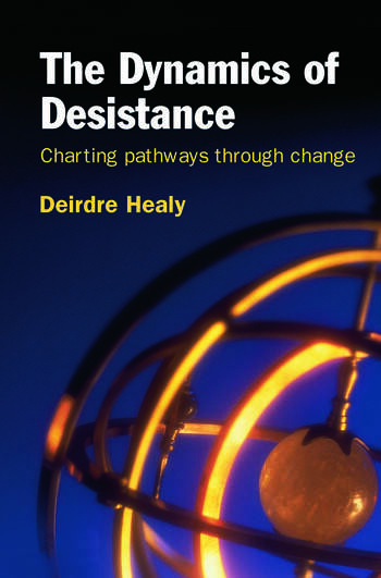 The Dynamics of Desistance Charting Pathways Through Change book cover
