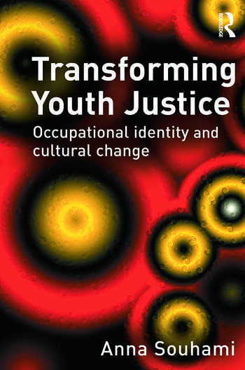 Transforming Youth Justice book cover