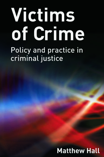 Victims of Crime book cover