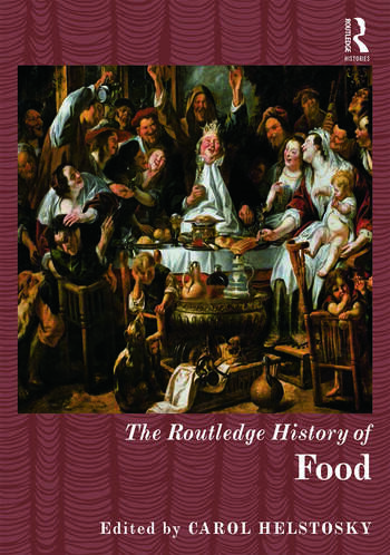 The Routledge History of Food book cover