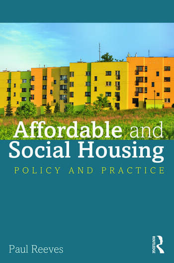 Affordable and Social Housing Policy and Practice book cover