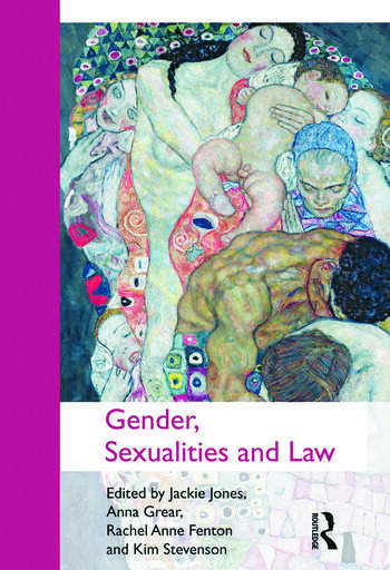 Gender, Sexualities and Law book cover