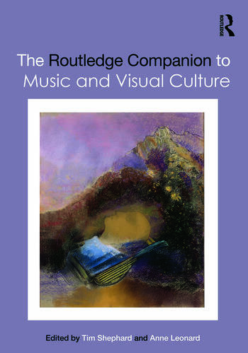 The Routledge Companion to Music and Visual Culture book cover