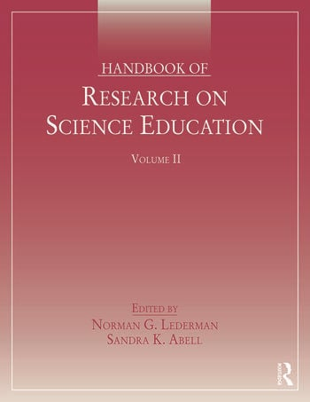 Handbook of Research on Science Education, Volume II book cover