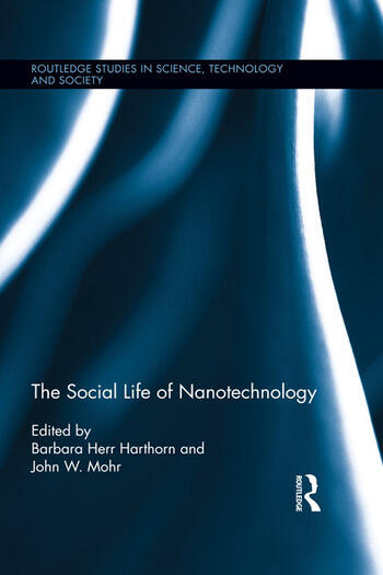 The Social Life of Nanotechnology book cover