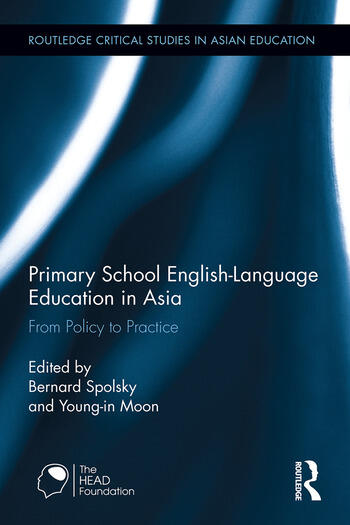 Primary School English-Language Education in Asia From Policy to Practice book cover