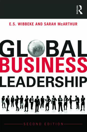 Global Business Leadership book cover