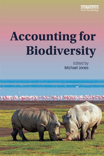 Accounting for Biodiversity book cover