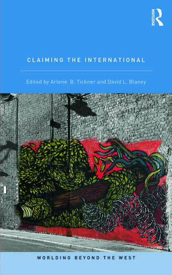 Claiming the International book cover