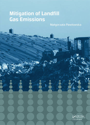 Mitigation of Landfill Gas Emissions book cover
