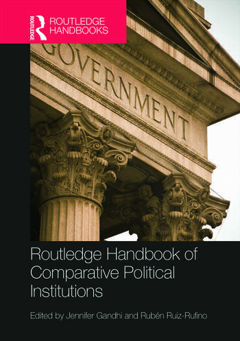 Routledge Handbook of Comparative Political Institutions book cover