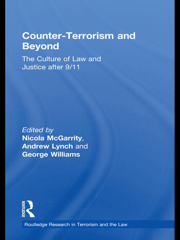 Counter-Terrorism and Beyond The Culture of Law and Justice After 9/11 book cover