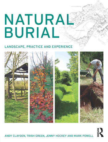 Natural Burial Landscape, Practice and Experience book cover