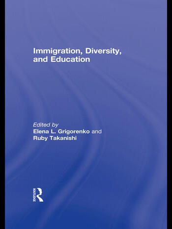 Immigration, Diversity, and Education book cover