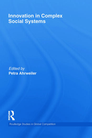 Innovation in Complex Social Systems book cover