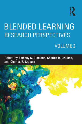 Blended Learning Research Perspectives, Volume 2 book cover