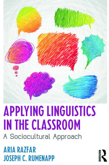 Applying Linguistics in the Classroom A Sociocultural Approach book cover
