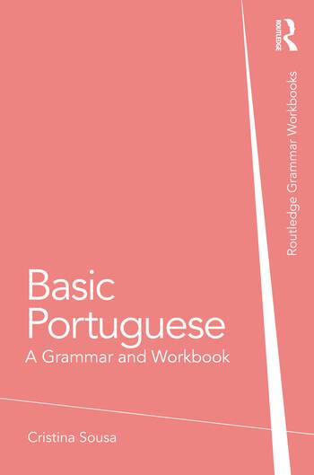 Basic Portuguese A Grammar and Workbook book cover