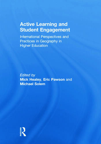 Active Learning and Student Engagement International Perspectives and Practices in Geography in Higher Education book cover