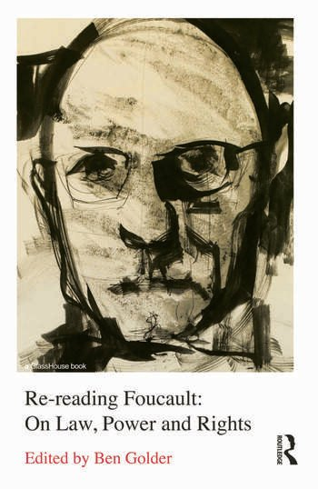 Re-reading Foucault On Law, Power and Rights book cover