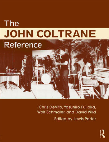 The John Coltrane Reference book cover