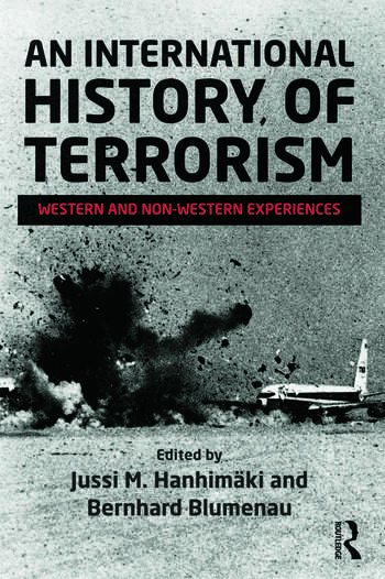 An International History of Terrorism Western and Non-Western Experiences book cover
