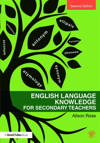 English Language Knowledge for Secondary Teachers book cover
