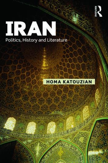 Iran Politics, History and Literature book cover
