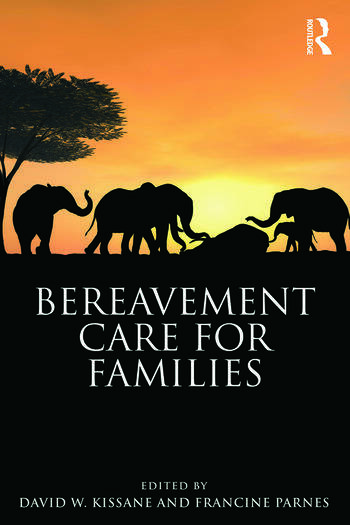 Bereavement Care for Families book cover