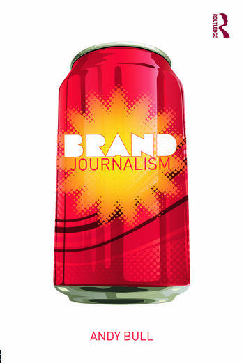 Brand Journalism book cover