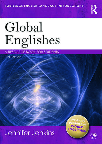 Global Englishes A Resource Book for Students book cover