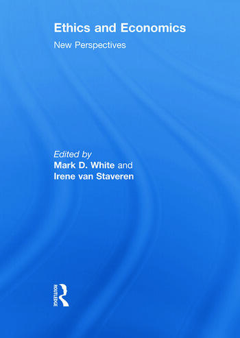 Ethics and Economics New perspectives book cover