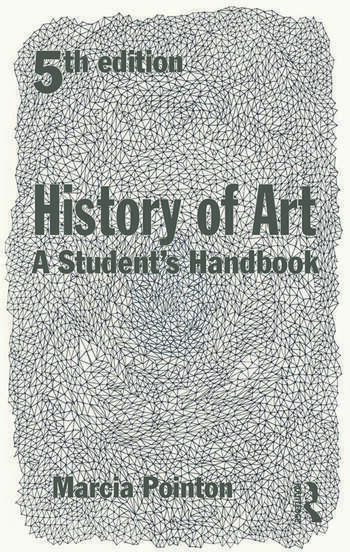 History of Art A Student's Handbook book cover