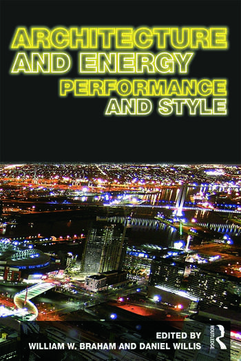 Architecture and Energy Performance and Style book cover